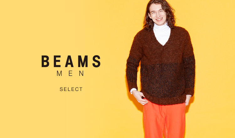 BEAMS MEN -SELECT-