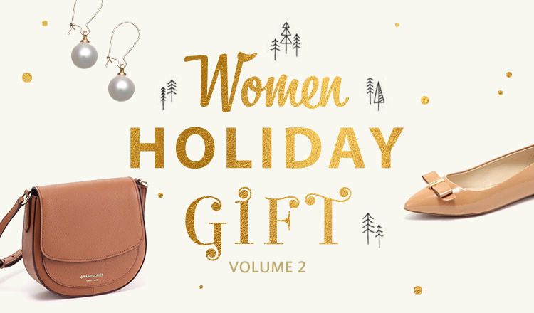 HOLIDAY GIFT WOMEN Vol.2