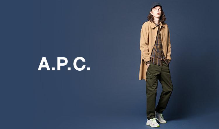 A.P.C. MEN