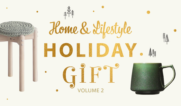 HOLIDAY GIFT HOME & LIFESTYLE Vol.2