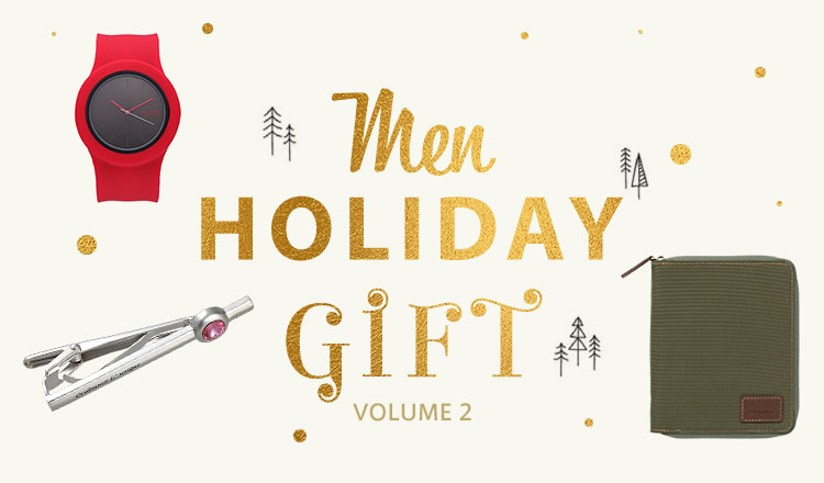 HOLIDAY GIFT MEN Vol.2