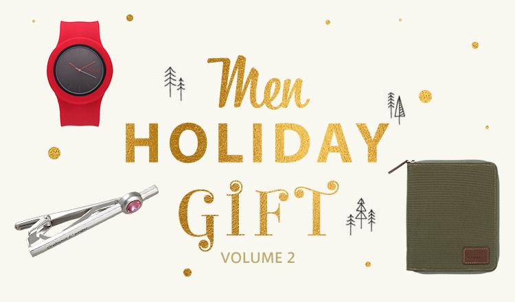 HOLIDAY GIFT MEN Vol.2