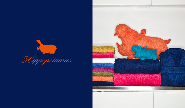 HOLIDAY GIFT -HIPPOPOTAMUS-