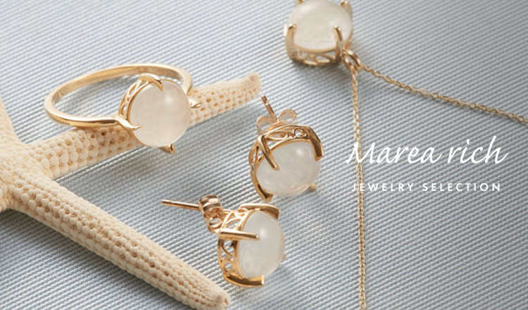 MAREA RICH JEWELRY SELECTION