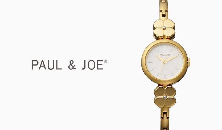 PAUL & JOE WATCH SELECTION