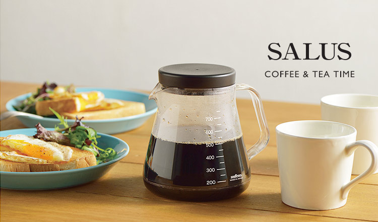 SALUS  COFFEE & TEA TIME