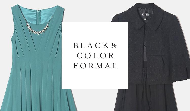 BLACK & COLOR FORMAL
