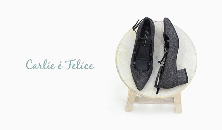 CARLIE E FELICE(カーリーエフェリーチェ)