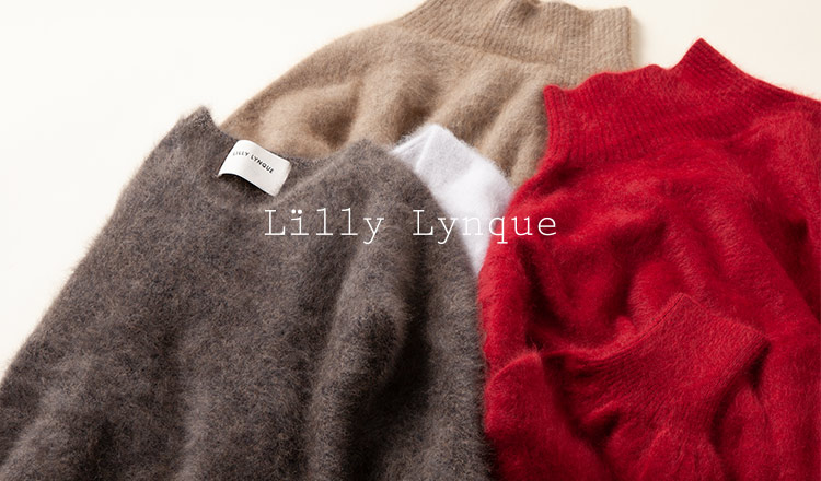 LILLY LYNQUE -knit collection-