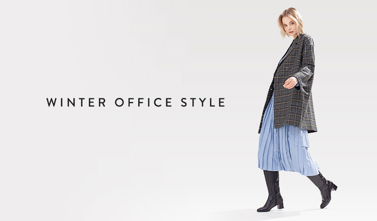 WINTER OFFICE STYLE COLLECTION