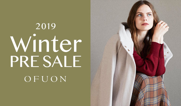 OFUON -2019 WINTER PRE SALE-