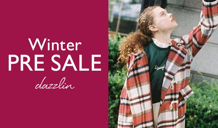 DAZZLIN -WINTER PRE SALE-