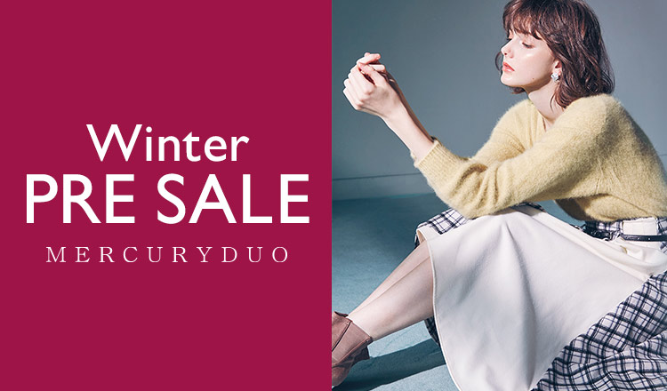 MERCURYDUO -WINTER PRE SALE-