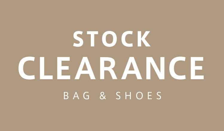 STOCK CLEARANCE BAG & SHOES