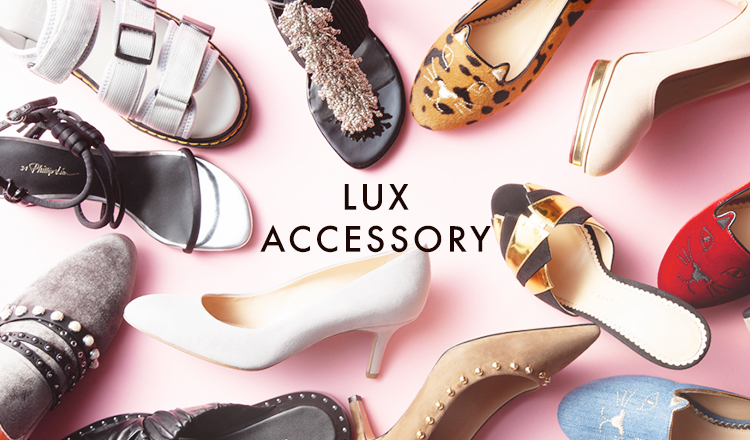 LUX ACCESSORY SELECTION BY 東急百貨店