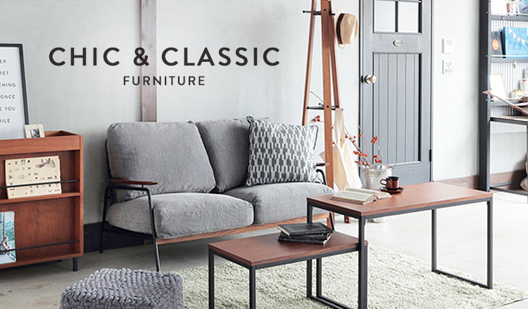 CHIC & CLASSIC FURNITURE