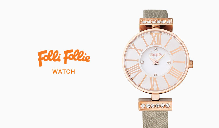 Folli Follie -WATCH SELECTION-