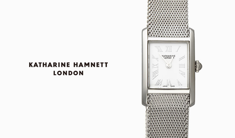 KATHARINE HAMNETT WATCH SELECTION