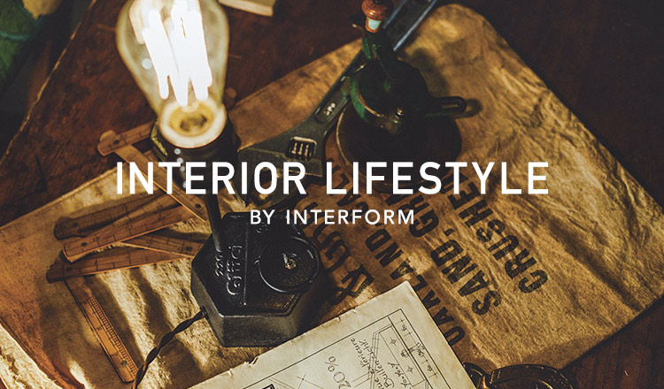 INTERIOR LIFESTYLE BY INTERFORM