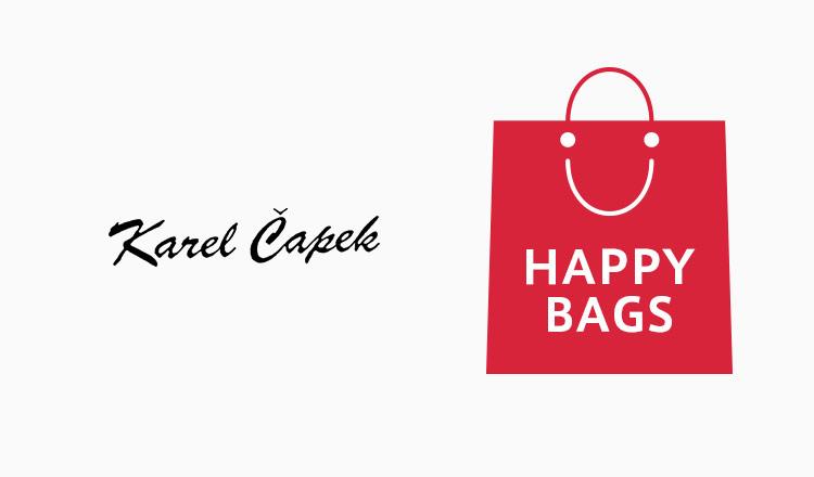 HAPPY BAG -カレルチャペック紅茶店-