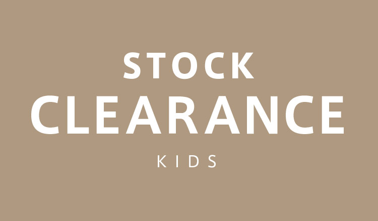 STOCK CLEARANCE KIDS