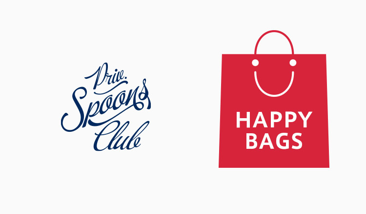 PRIV. SPOONS CLUB  HAPPY BAG
