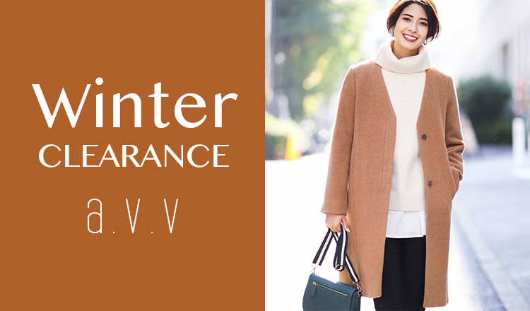 a.v.v Women -WINTER CLEARANCE-