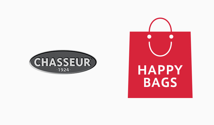 CHASSEUR HAPPY BAG