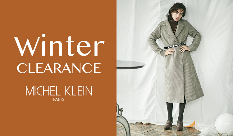 MICHEL KLEIN -WINTER CLEARANCE-