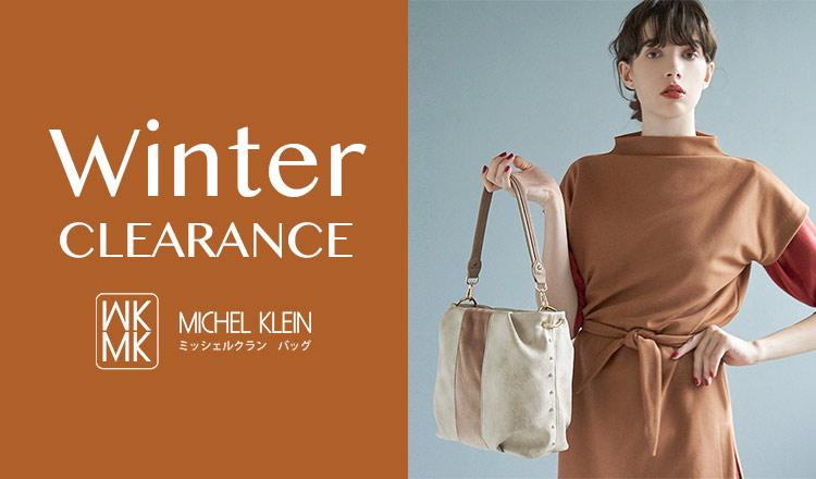 MK MICHEL KLEIN BAG -WINTER CLEARANCE-