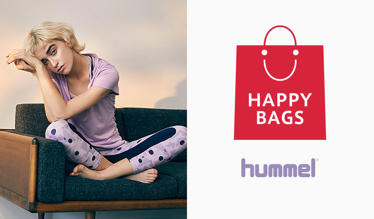 HUMMEL YOGA WEAR -HAPPY BAG-