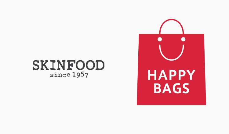 SKIN FOOD -HAPPY BAG-