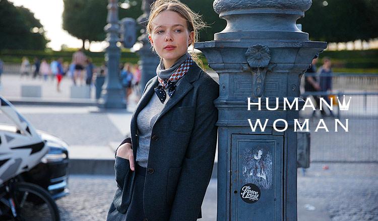 HUMAN WOMAN -2020 NEW YEAR CLEARANCE-