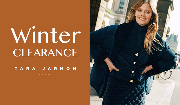 TARA JARMON -WINTER CLEARANCE-