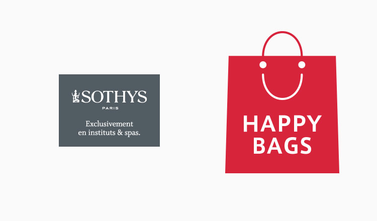 SOTHYS PARIS -HAPPY BAG-