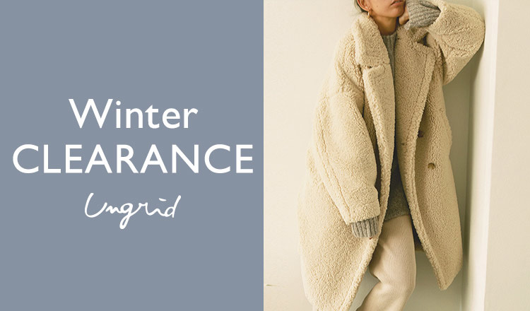 Ungrid -WINTER CLEARANCE-