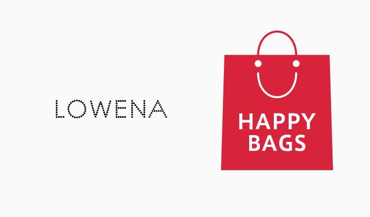 LOWENA  幹細胞スキンケアコスメ_HAPPY BAG