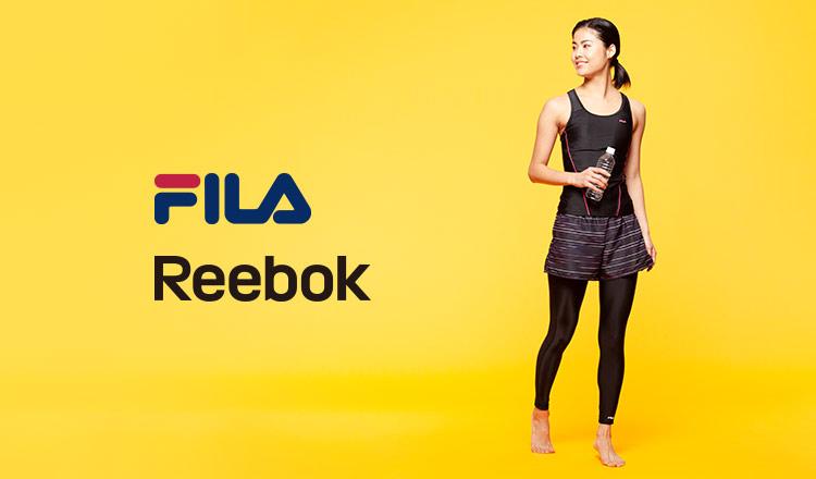 FILA/REEBOK FITNESSWEAR