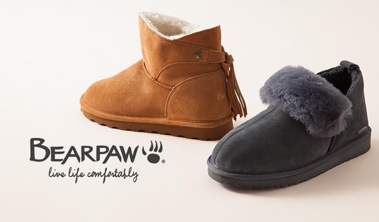 BEAR PAW -MAX80%OFF-