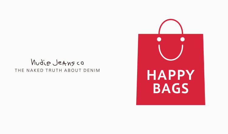 NUDIE JEANS HAPPY BAG