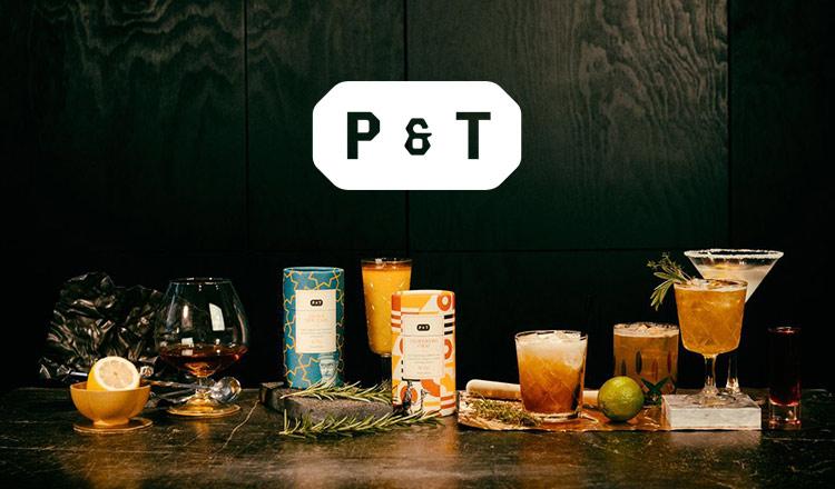 P & T(ペーパーアンドティー)-自然にもカラダに優しい紅茶-