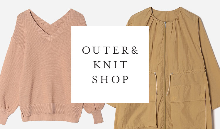 OUTER & KNIT SHOP