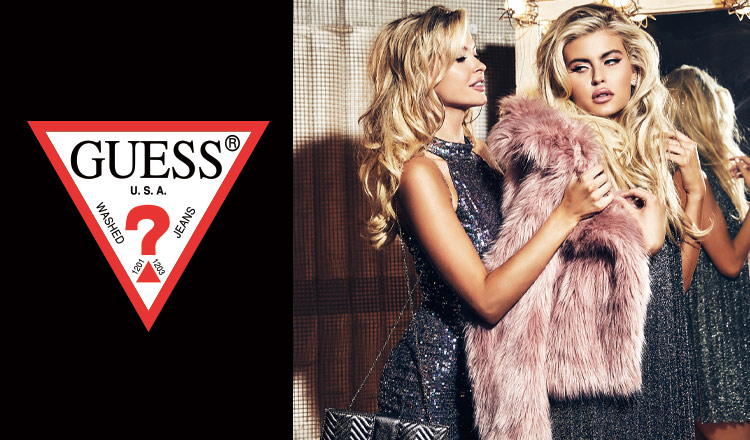 GUESS NEW YEAR SPRING & SUMMER