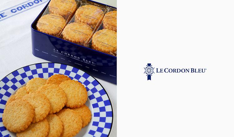 サクサク食感が癖になる薄焼きガレット -LE CORDON BLEU-