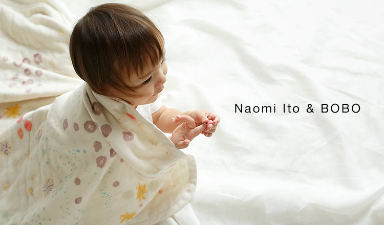 Naomi Ito & BOBO(ナオミイトウアンドボボ)