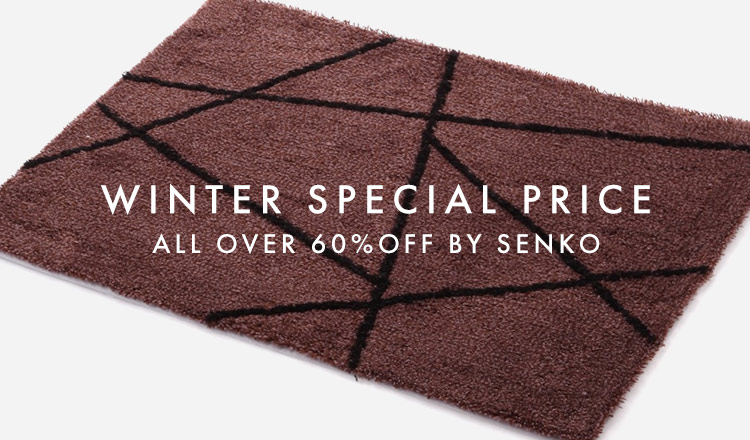 WINTER SPECIAL PRICE -ALL OVER 60% OFF-BY SENKO