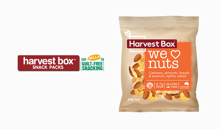 Harvest box-ギルトフリースナック-and more
