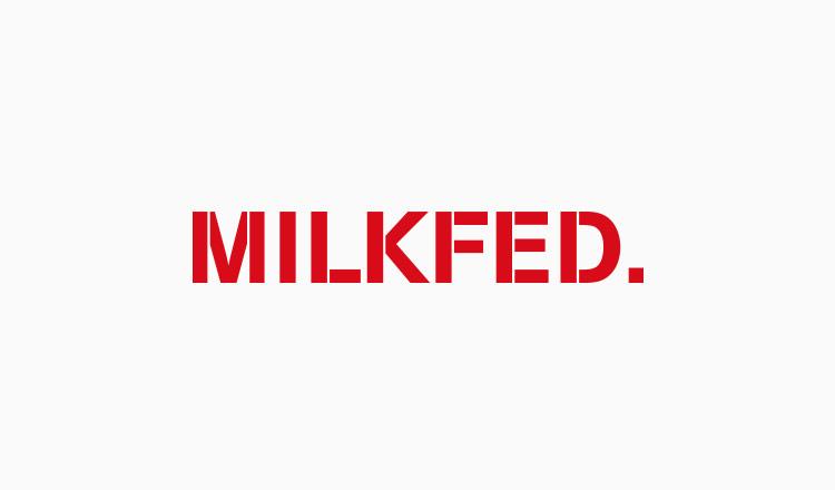 MILKFED. -MAX 90%OFF-