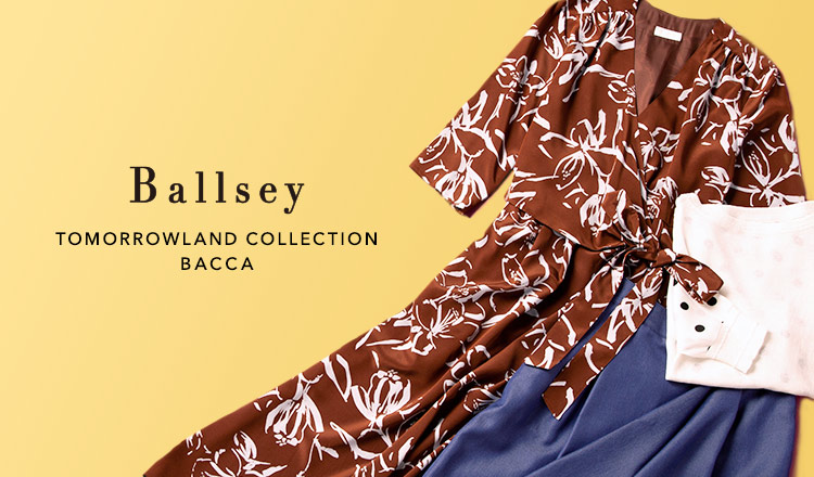BALLSEY / TOMORROWLAND COLLECTION / BACCA