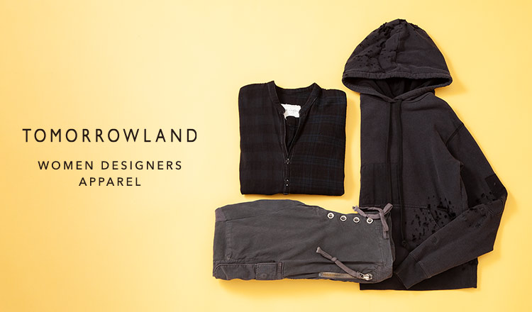 TOMORROWLAND WOMEN DESIGNERS -APPAREL-